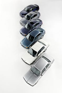 BMW 3-Series (1975-2015)  E21 - E30 - E36 - E46 - E90 - F30 by Auto Classico