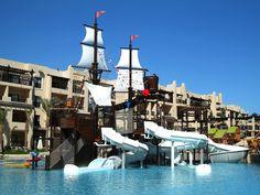Steigenberger Aqua Magic, Hurghada - Außenbereich