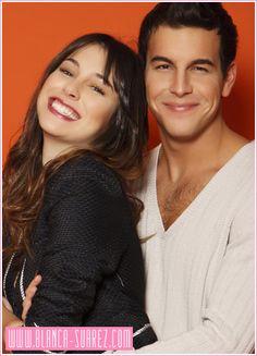 Mario Casas y Blanca Suarez