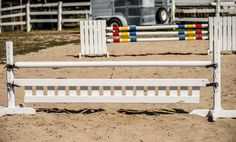 Tools you need to build horse jumps