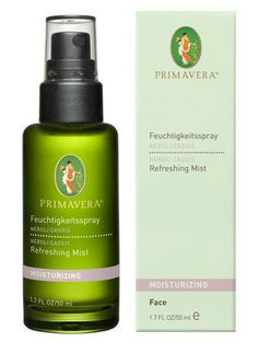 This refreshing mist from @Primavera Life provides an instant moisture boost, rejuvenating skin through the day. It's a product we love here at #GlenIvy #HotSprings