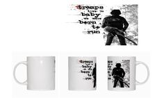 Bruce Springsteen (Tramps Like Us) - Ceramic Coffee Mug