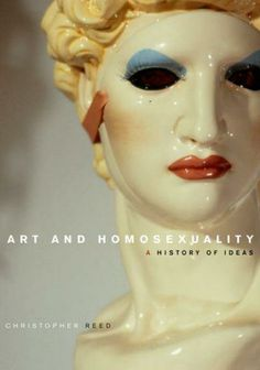 'Art and Homosexuality, a History of Ideas',  Book Cover.