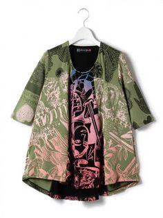 Juana de Arco|collection フレアTシャツ