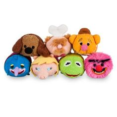 The Muppets Mini ''Tsum Tsum'' Plush Collection | Disney Store