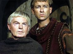 Cadfael and Hugh Beringar