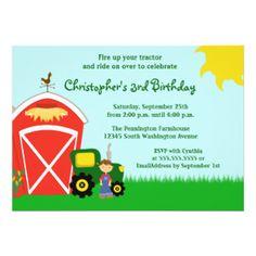 Nice Printable Birthday Invitations For Kids Boys Or Girls