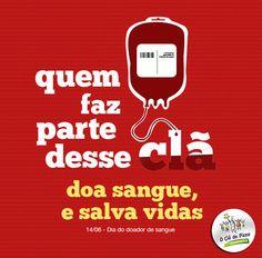 Feito para E-Dialog comunicação digital #design #graphicdesign #blood