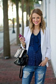 Little Blonde Book by Taylor Morgan | A Life and Style Blog : my looks
