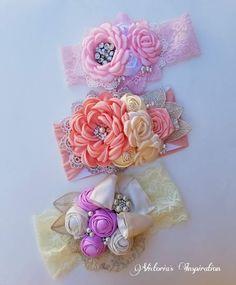 Image gallery – Page 545217098636437217 – Artofit Fabric Flower Headbands, Diy Baby Headbands, Diy Headband, Flower Hair Clips, Fabric Flowers, Making Hair Bows, Diy Hair Bows, Diy Bow, Diy Ribbon