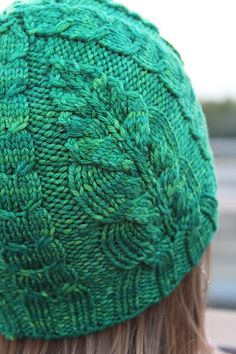 Ravelry: Shelby Hat pattern by Katy H. Carroll