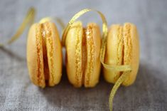 Macarons au citron au Cooking Chef de Kenwood Chef Recipes, Soup Recipes, Cooking Chicken Thighs, Cooking Brussel Sprouts, No Cook Desserts, Food To Make, Cravings, Delish, Sweet Treats