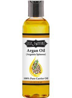 Argan Organic Extra Virgin Carrier Oil 4 oz