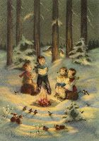 Miss Jane: Christmas Cards 1
