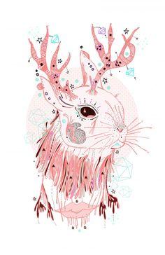 I think I'm a bunny by Súa Agapé