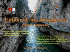Cañon  Almadenes( Hellin) Albacete