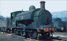 51381 (LMS) (L&YR) Aspinall rebuild of Barton Wright 23 class Abandoned Train, Steam Railway, Steam Engine, Steam Locomotive, Great Britain, Diesel, Engineering, Around The Worlds, Steamers