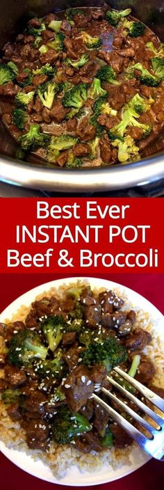 This Instant Pot beef and broccoli is a keeper! This Instant Pot beef and broccoli is a keeper! Carolyn F Instant pot This Instant Pot beef […] broccoli instant pot Best Instant Pot Recipe, Instant Pot Dinner Recipes, Instant Pot Chinese Recipes, Recipes Dinner, Instant Pot Meals, Instant Pot Gumbo Recipe, Lunch Recipes, Chinese Beef Recipes, Breakfast Recipes