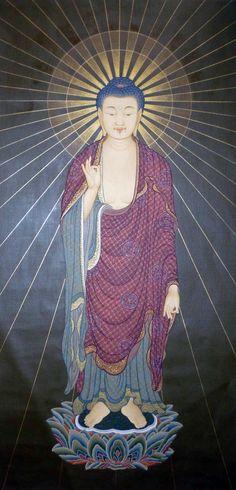 Chinese version of Amitabha