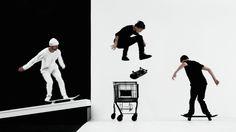 Skateboarding in Monochrome | Arens + Scholz + Pham