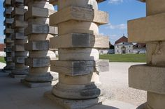 Saline Royale (Royal Saltworks) Claude-Nicolas Ledoux