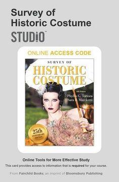 Read Survey of Historic Costume: Studio Access Card, Online PDF