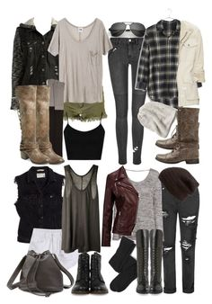 """Malia Inspired Apocalypse Outfits"" by veterization ❤ liked on Polyvore featuring BLK DNM, Madewell, Free People, Tinsel, Boohoo, Mlle Mademoiselle, BP., Steven by Steve Madden, American Eagle Outfitters and rag & bone/JEAN"