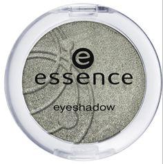 "Essence Eyeshadow in ""Back to Khaki""."