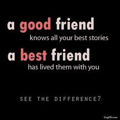 Great Best Friend Quote