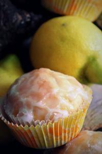 Rezept: Zitronen-Muffins mit Buttermilch