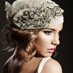 #wedding #accessories #bridal #vintage #headpiece