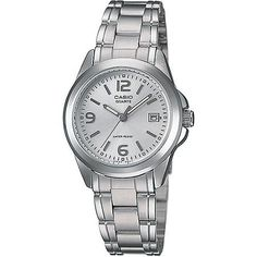 Casio Women s Silver Dial Watch eb5e678d55e