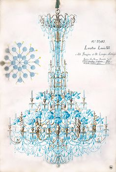 Louis XVI chandelier composed of 24 candles and 24 electric lamps. Made in bronze and crystal. Baccarat Chandelier, Baccarat Crystal, Antique Chandelier, Chandeliers, Chandelier Lighting, Antique Lamps, Art Nouveau, Crystal Drawing, Luis Xvi