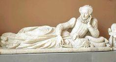 Germain PILON Paris, connu depuis 1540 - mort en 1590  Tombeau de Valentine…