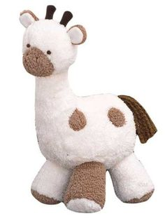 "Cocalo Snickerdoodle Plush Giraffe by Cocalo. $17.95. Snickerdoodle - Plush GiraffeAdorable giraffe plush is sweet and soft and perfect for baby to cuddle. Makes a great gift!Details: • 100% Polyester; 3.5"" x 3.5"""