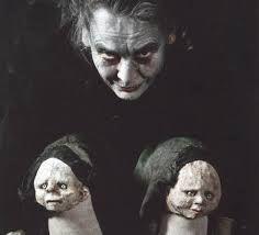 German puppeteer Ilka Schonbein