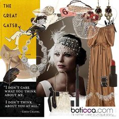 Collage of Life: fashion and style  The Great Gatsby