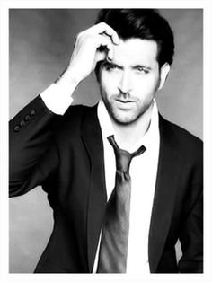 Hrithik Roshan, Bollywood actor---even after all these years, he is still so fricken sexy
