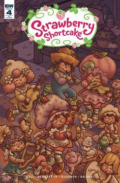 Strawberry Shortcake comic #4