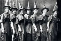 Witches we be!