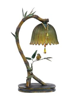 Perching Finch Table Lamp on HauteLook