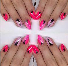 by Ania Leśniewska Indigo Nails Lab - Find more Inspiration at www.indigo-nails.com #Nail #ombre #Mani