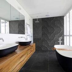 Bohemian Bathroom Style, Classic Bathroom Style, Modern Master Bathroom Style, French Master Bathroom Style, Farmhouse B. Luxury Master Bathrooms, Modern Master Bathroom, Classic Bathroom, Bathroom Design Small, Bathroom Colors, Bathroom Interior Design, Amazing Bathrooms, Minimalist Bathroom, Interior Modern