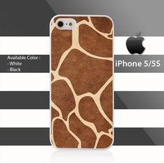 Giraffe Skin iPhone 5 5s Case Cover