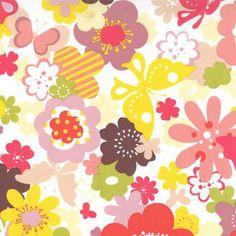 MoMo's Just Wing It - Flower Garden
