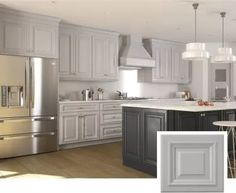 Shop High End Kitchen Cabinets - Willow Lane Cabinetry