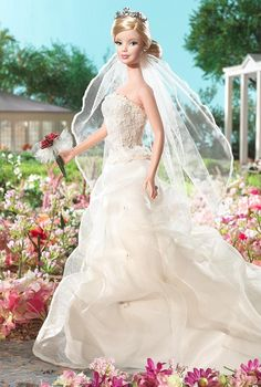 Romance™ Barbie® Doll | Barbie Collector