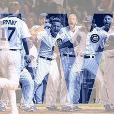 Clinched! Your 2015 Chicago #Cubs are heading to the postseason! #FlyTheW