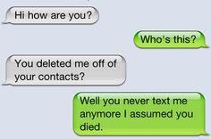 funny text messages | Tumblr