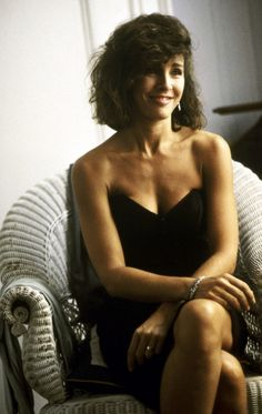 Anne Archer (Beth Gallagher) - 'Fatal Attraction' Cast: Where Are They Now?